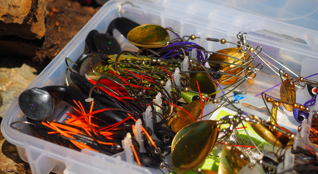 Plano Elite 3607 Spinnerbait Storage