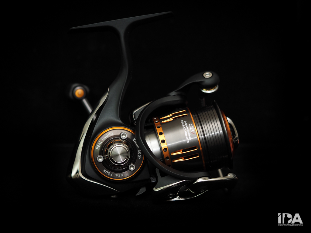 Daiwa presso reel in depth angler lure and fly fishing for Fly fishing reel reviews