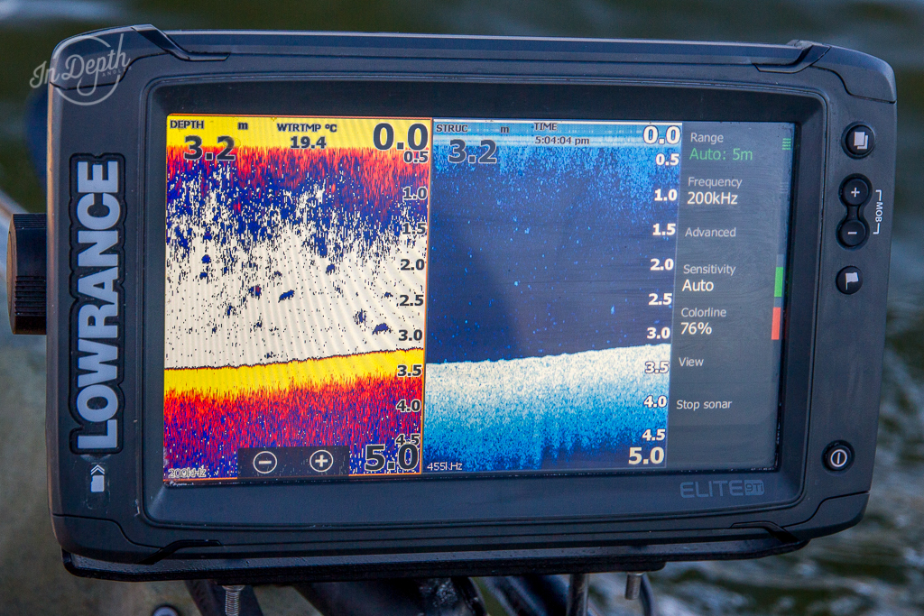 REVIEW: Lowrance Elite 9 ti