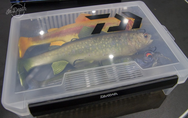 Daiwa Swimbait tackle box
